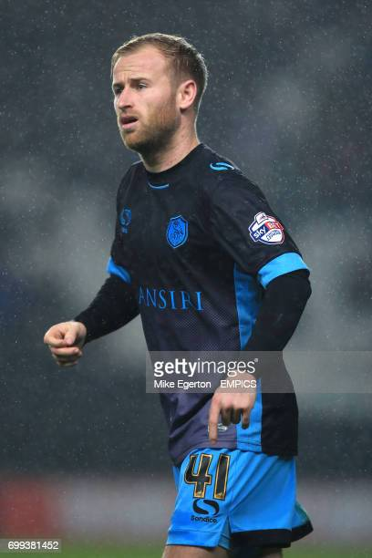 Sheffield Wednesday's Barry Bannon