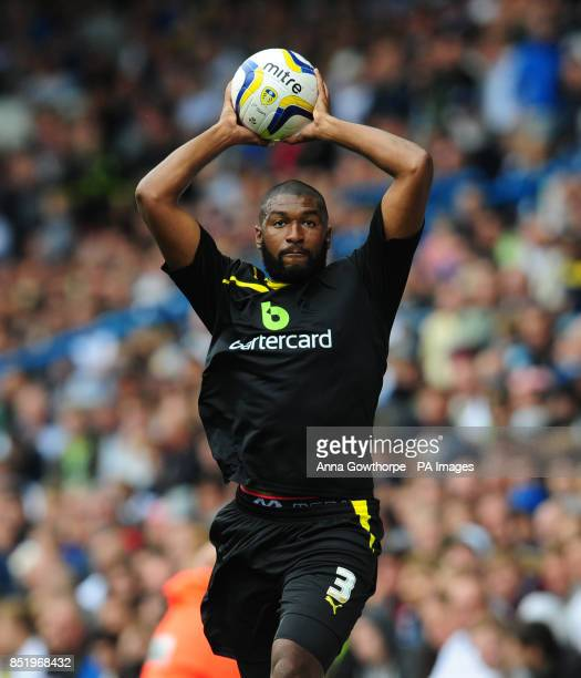 Sheffield Wednesday's Reda Johnson during the Sky Bet Football League Championship match at Elland Road Leeds