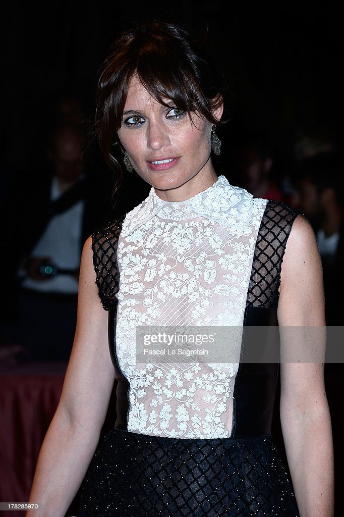 Sheherazade Goldsmith attends the Opening Dinner Arrivals during the 70th Venice International Film Festival at the Hotel Excelsior on August 28, 2013 in Venice, Italy.