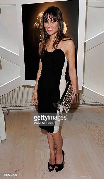 Sheherazade Goldsmith attends the party to celebrate Browns' 40th Anniversary at The Regent Penthouses and Lofts on May 12 2010 in London England