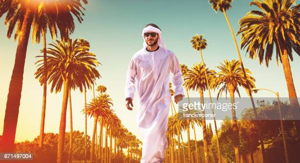 sheik walking in LA