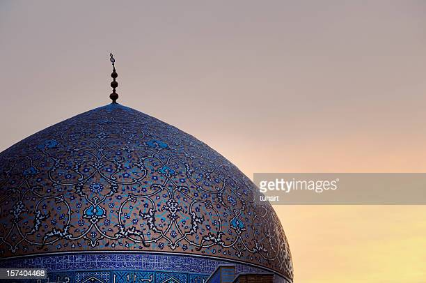 シェイク Lotfollah モスク、Isfahan 、イランます。