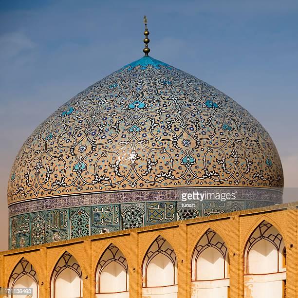 Scheich-Lotfollah-Moschee, Isfahan, Iran