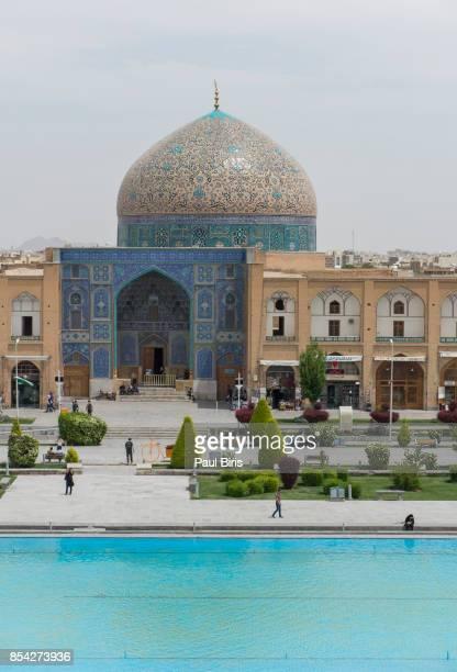 Sheikh Lotfollah Mosque, Naghsh-i Jahan Square, Esfahan, Iran