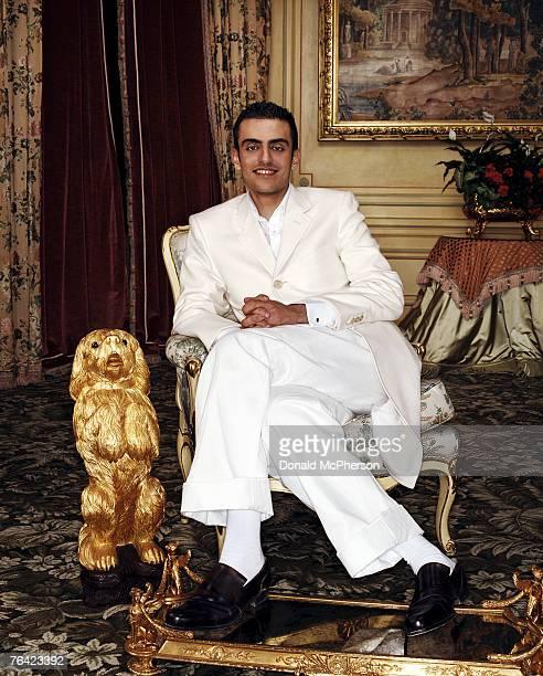 Sheikh Majed Al Sabah Sheikh Majed Al Sabah by Donald McPherson Sheikh Majed Al Sabah Tatler February 1 2003