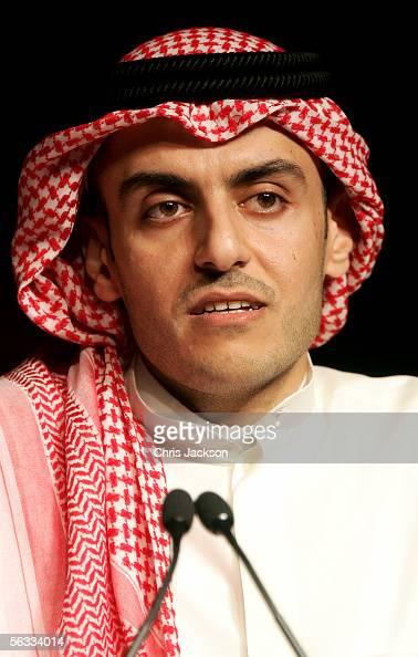 Sheikh Majed Al Sabah talks...