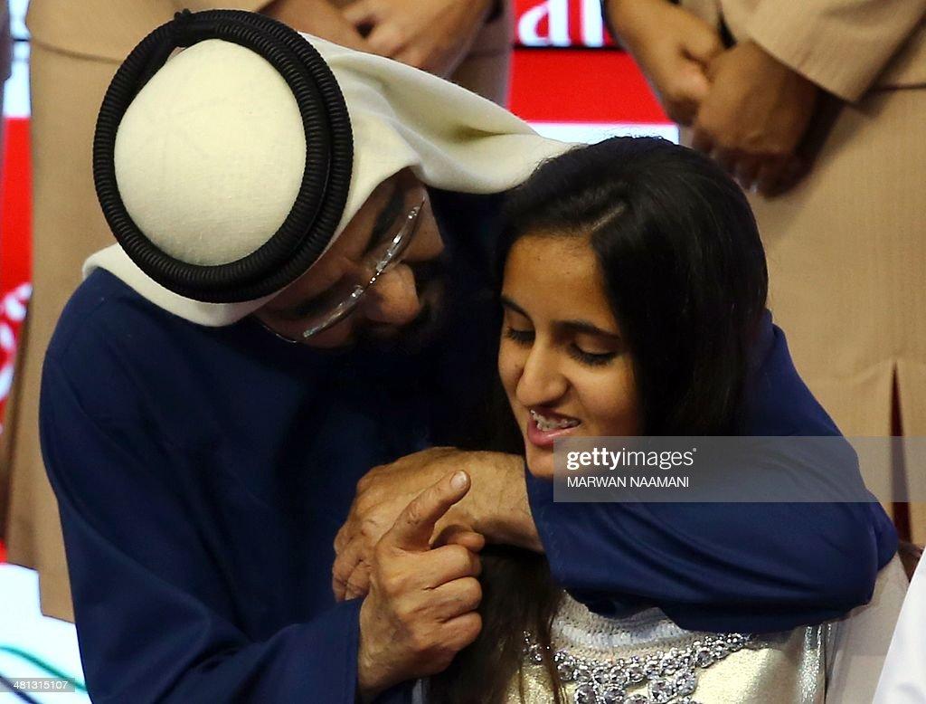Dubai sheikh daughter