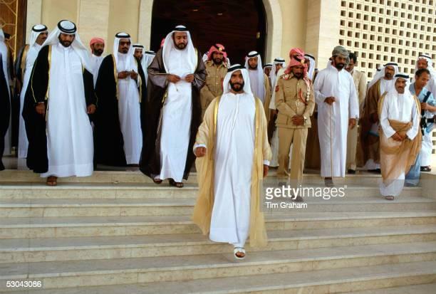Sheikh Zayed Ruler of Abu Dhabi