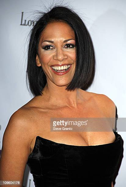 Sheila E during Elevate Hope Foundation 'Circle of Passion' Arrivals at Astra Lounge in West Hollywood California United States