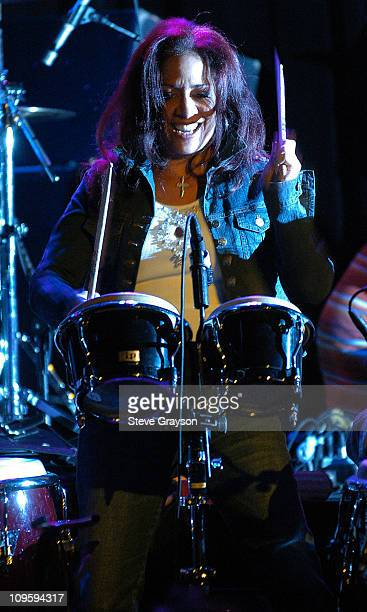 Sheila E during Erykah Badu Presents Official Sugar Water Festival After Party and Jam Session August 10 2005 at The Key Club in West Hollywood...