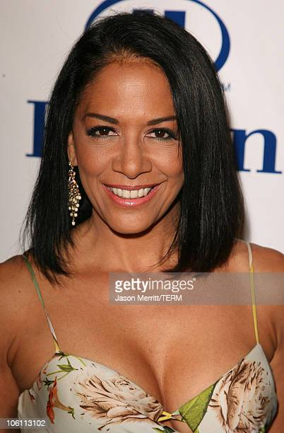 Sheila E during 'Magic' Evolution An Evening Honoring Earvin 'Magic' Johnson Arrivals at Beverly Hilton in Beverly Hills California United States