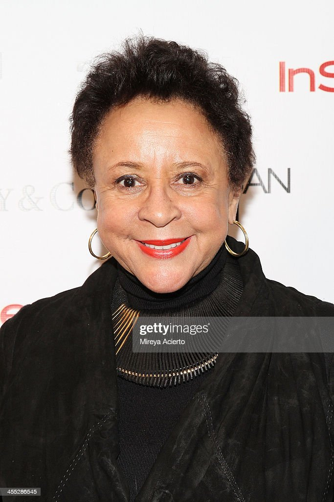 <a gi-track='captionPersonalityLinkClicked' href=/galleries/search?phrase=Sheila+Johnson&family=editorial&specificpeople=608736 ng-click='$event.stopPropagation()'>Sheila Johnson</a> attends the ACRIA annual holiday dinner benefiting AIDS research on December 11, 2013 in New York City.