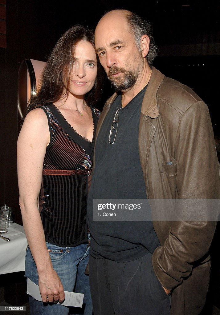 Sheila Kelley and Richard Schiff during Hotel Angeleno Grand Opening at Hotel Angeleno in Los Angeles, California, United States.
