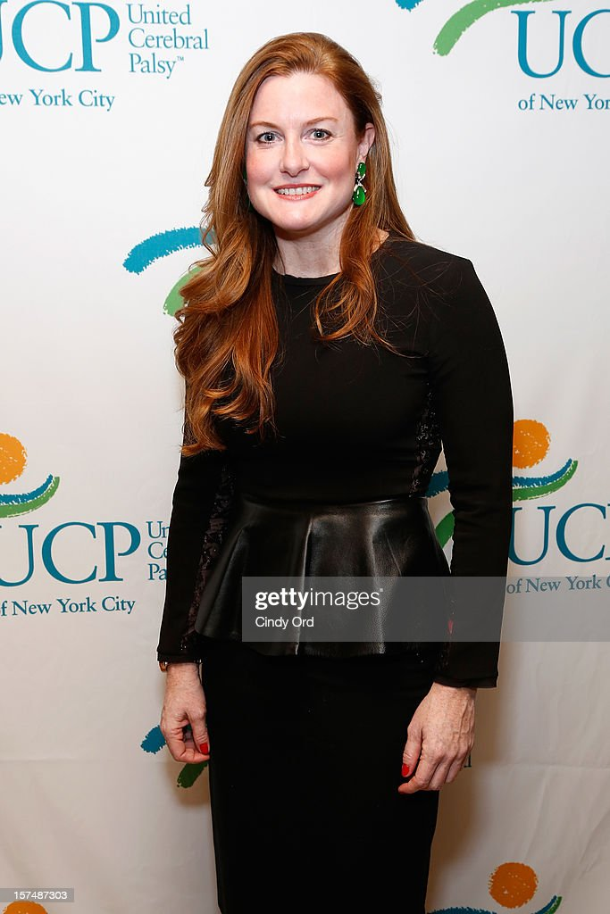 Sheila L. Lennon, Senior Vice President, Marketing and Fund Development, United Cerebral Palsy of New York City attends the Santa Project Party benefiting United Cerebral Palsy Of New York City at Bar Baresco on December 3, 2012 in New York City.