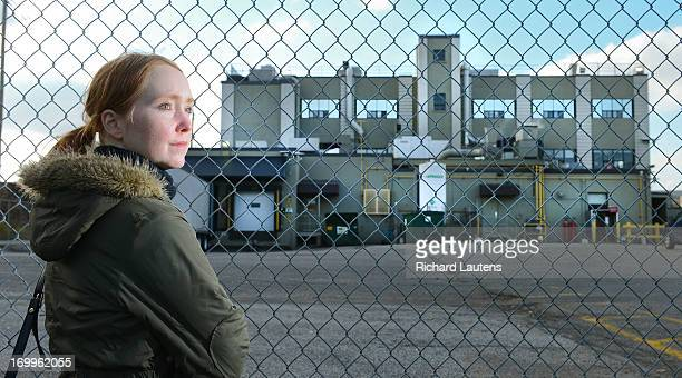 Sheila Muir is the organizer of a campaign to stop the operation of a uranium processing plant run by GE in the Landsdowne and Dupont area The plant...