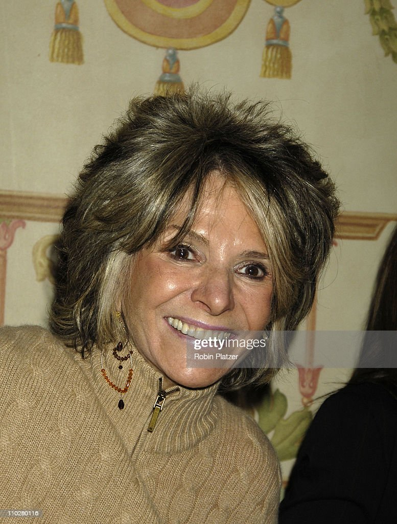Sheila Nevins during 17th Annual PAL Women of the Year Luncheon Honoring Lorraine Bracco and Susan Lyne at The Pierre Hotel in New York City New York...