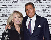 Sheila Nevins President of HBO Documentary Films and Richard Plepler Chairman and CEO of HBO attend the Phoenix House Public Service Award Dinner at...