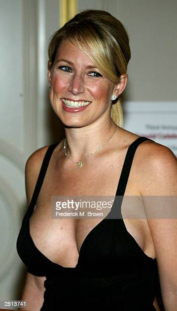 Shelby Arnold attends the Third Annual Tom Arnold Celebrity Roast at the Beverly Hills Hotel on September 19 2003 in Beverly Hills California...