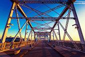 Shelby Avenue Bridge in Nashville