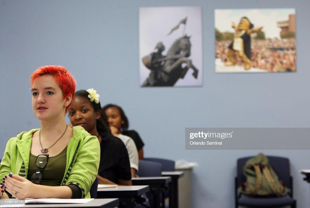 Teaching creative writing high school