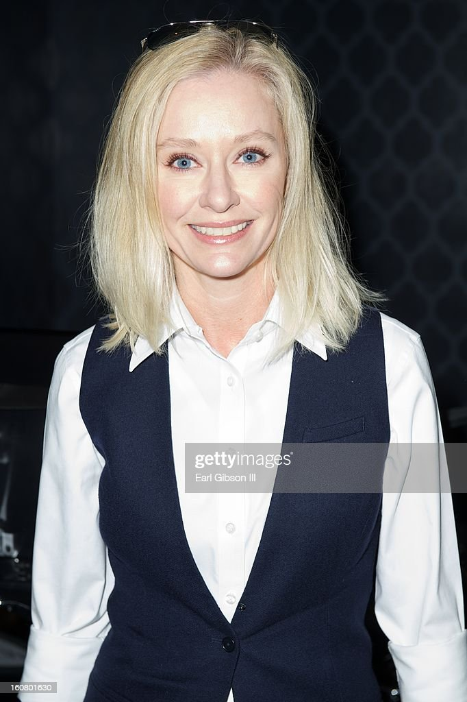 Shelby Lynne attends 'Happy On The Ground: 8 Days At Grammy Camp at The GRAMMY Museum on February 5, 2013 in Los Angeles, California.