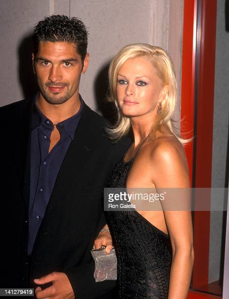 Sheldon Souray and Kylie Bax at the Premiere of 'Boys Girls' Kips Bay Theatre New York City