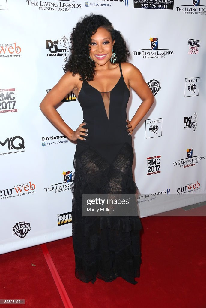 Shelea arrives at The Living Legends Foundation's 21st annual awards gala - at Taglyan Cultural Complex on October 5, 2017 in Hollywood, California.