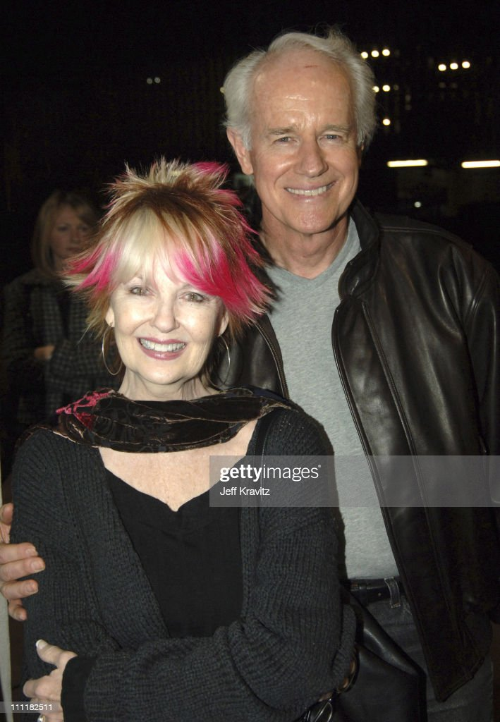 Shelley Fabares and Mike Farrell during HBO Films' 'Sometimes In April' Los Angeles Premiere at Writer's Guild Theater in Beverly Hills California...