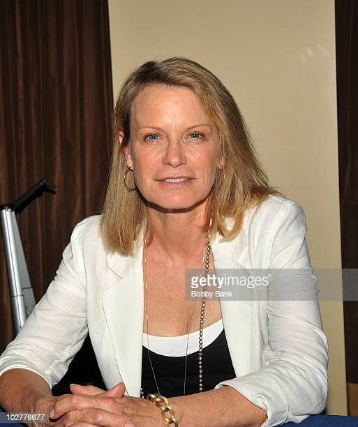 Shelley Hack attends the 2010 Super Mega Show Comic Fest at the Crowne Plaza on July 9 2010 in Fairfield New Jersey