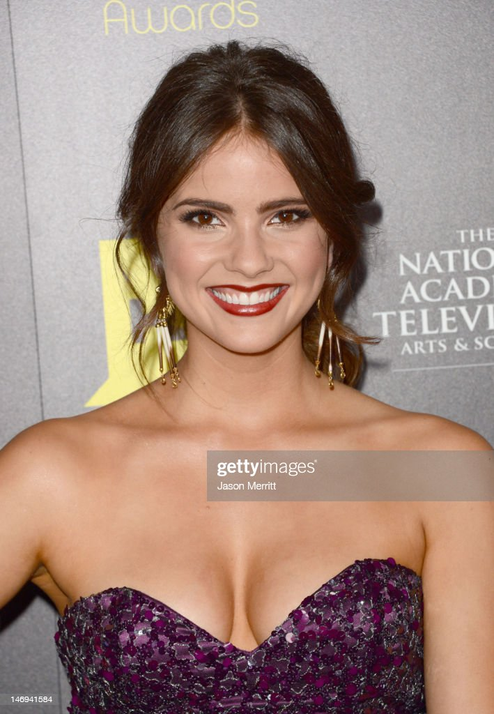 Shelley Hennig arrives at The 39th Annual Daytime Emmy Awards broadcasted on HLN held at The Beverly Hilton Hotel on June 23, 2012 in Beverly Hills, California. (Photo by Jason Merritt/WireImage) 22542_002_JM_2190.JPG