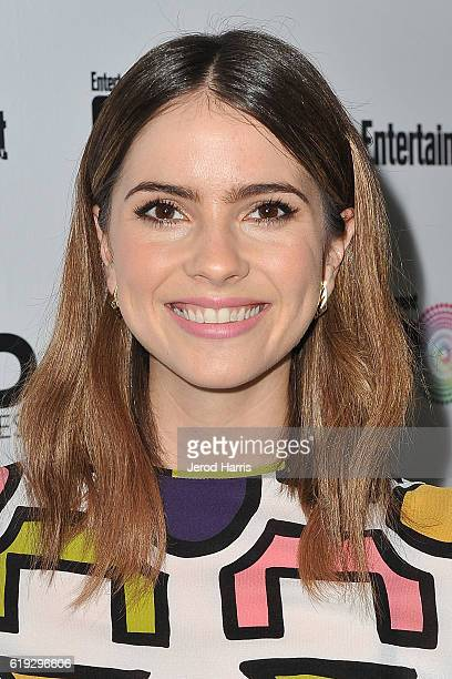 Shelley Hennig attends Entertainment Weekly's Popfest at The Reef on October 30 2016 in Los Angeles California