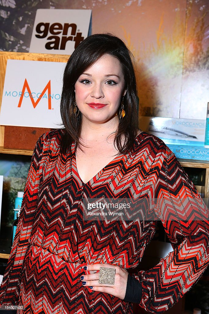 Shelley Regher at The Gen Art 14th Annual Fresh Faces In Fashion Presented By Moroccan oil held at Vibiana on October 17, 2012 in Los Angeles, California.