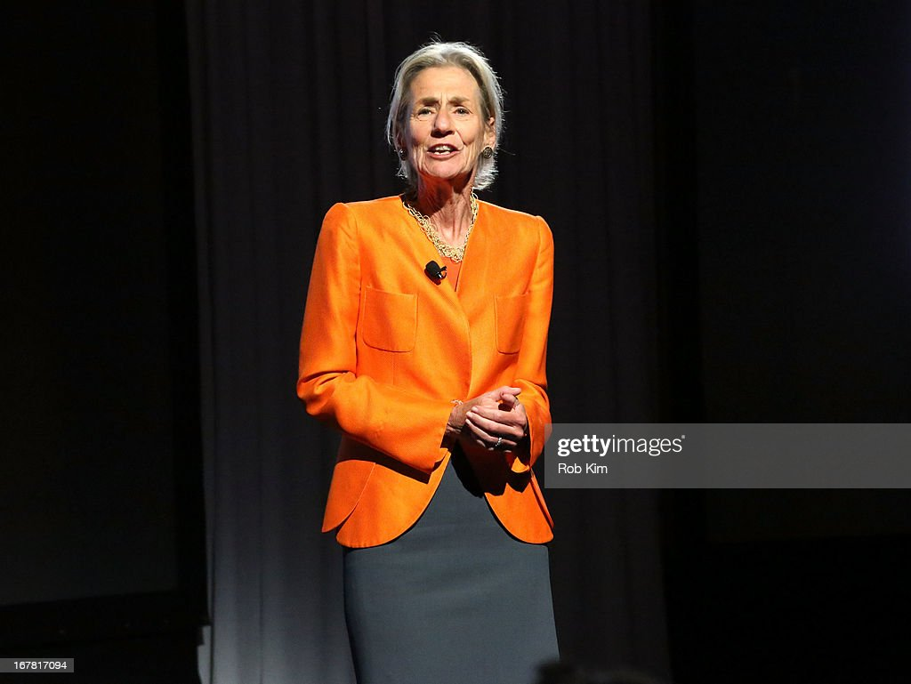 Shelly Lazarus speaks onstage at the AOL 2013 Digital Content NewFront on April 30, 2013 in New York City.