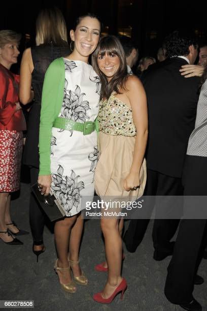 Shelly Masri and Pauline Assa attend ENRIQUE NORTEN Private Dinner Celebrating the 25th Anniversary of TEN ARQUITECTOS at The Four Seasons Restaurant...