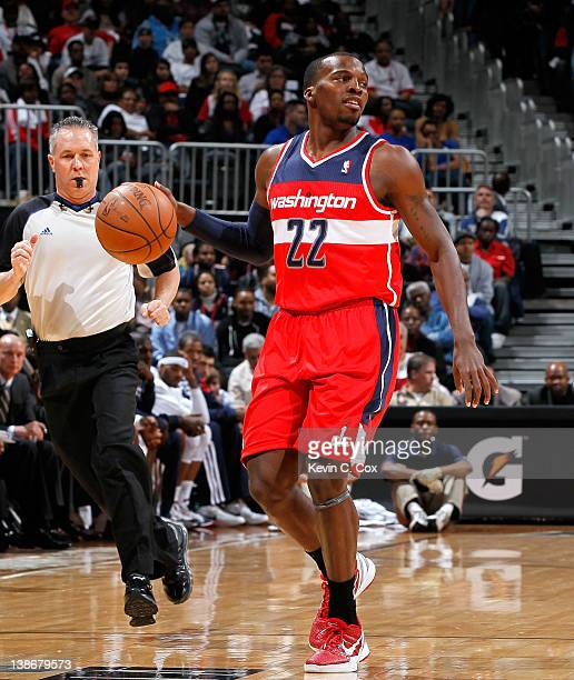 Shelvin Mack of the Washington Wizards against the Atlanta Hawks at Philips Arena on December 28 2011 in Atlanta Georgia NOTE TO USER User expressly...