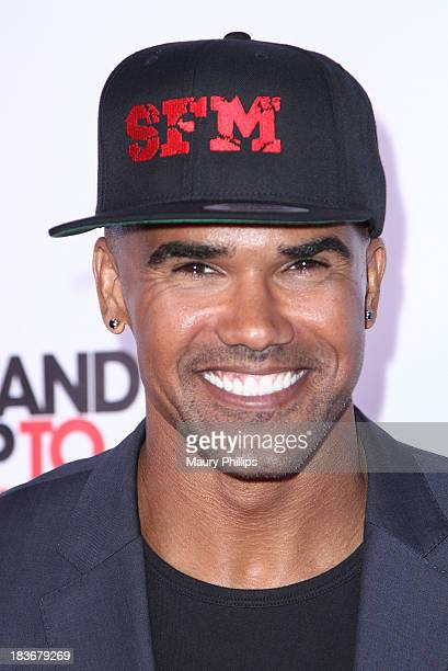 Shemar Moore arrives at CBS After Dark A Evening of Laughter benefiting stand up to cancer at The Comedy Store on October 8 2013 in West Hollywood...