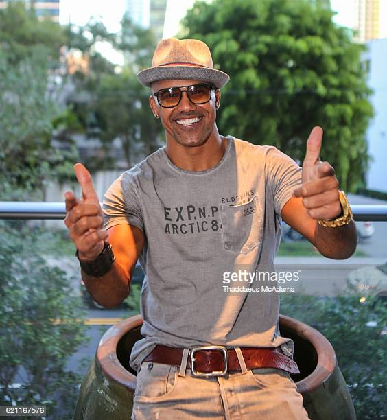 Shemar Moore attending the Women international Film Festival Bounce Back Panel at the SLS Hotel on November 4 2016 in Miami Florida