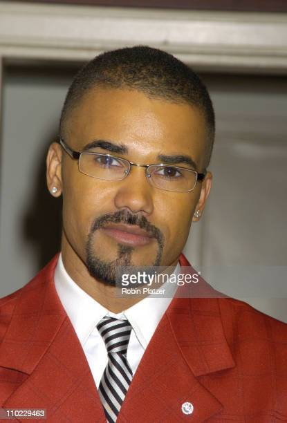 Shemar Moore during 32nd Annual Daytime Emmy Awards Media Press Room at Radio City Music Hall in New York New York United States