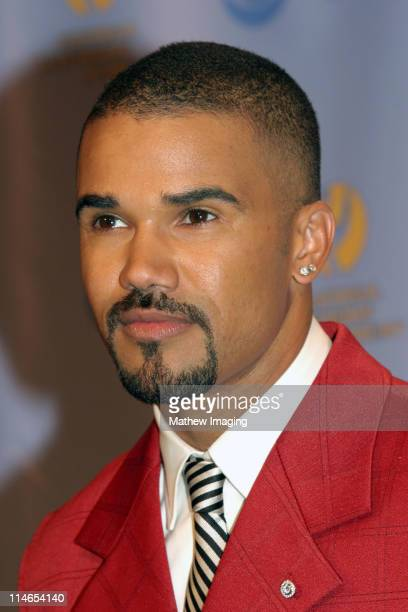 Shemar Moore during 32nd Annual Daytime Emmy Awards Press Room at Radio City Music Hall in New York City New York United States