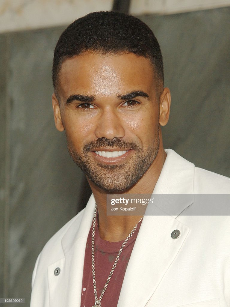 Shemar Moore During Cbs Summer 2005 Press Tour Party At