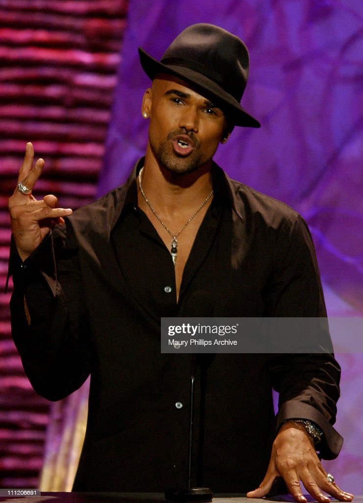 <a gi-track='captionPersonalityLinkClicked' href=/galleries/search?phrase=Shemar+Moore&family=editorial&specificpeople=615750 ng-click='$event.stopPropagation()'>Shemar Moore</a> during The 8th Annual Soul Train 'Lady of Soul' Awards - Show at Pasadena Civic Auditorium in Pasadena, California, United States.