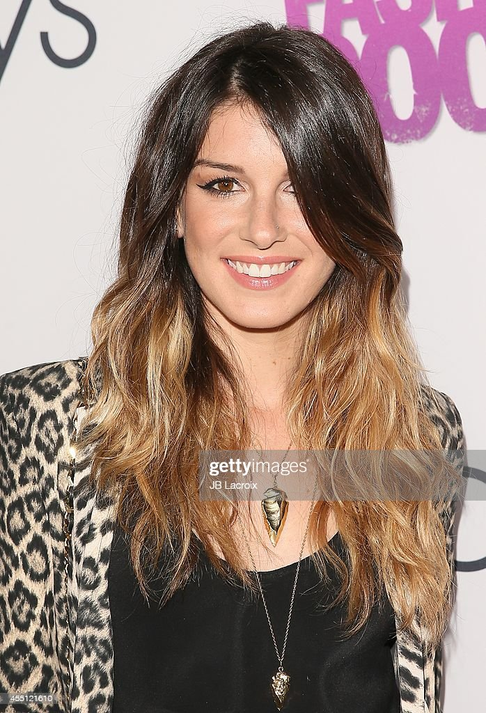 Shenae Grimes attends Glamorama 'Fashion Rocks' presented by Macy's Passport at Create Nightclub on September 9, 2014 in Los Angeles, California.