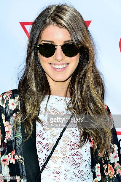 Shenae Grimes attends the GUESS Hotel at the Viceroy Palm Springs on April 12 2014 in Palm Springs California