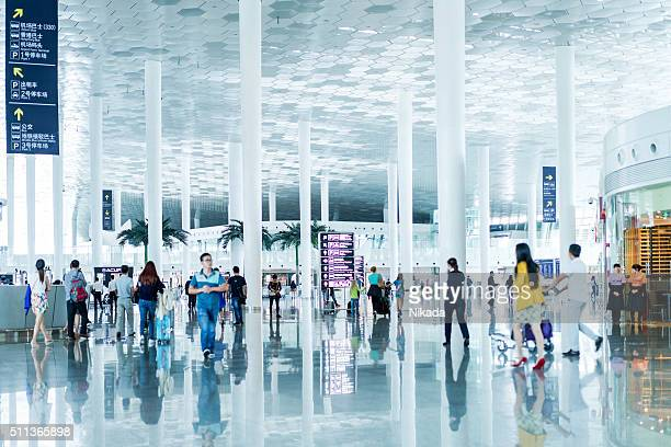 Internationaler Flughafen Shenzhen Bao'an