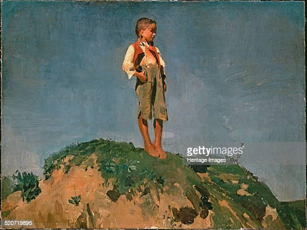 Shepherd Boy Found in the collection of Städtische Galerie im Lenbachhaus Munich
