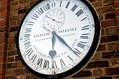Shepherd Gate Clock at Royal Greenwich Observatory.
