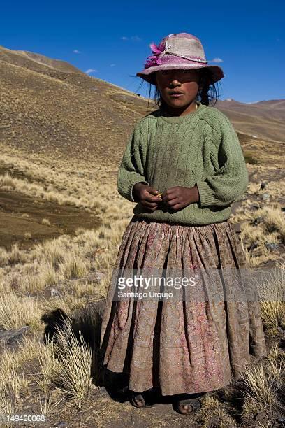 Shepherdess girl