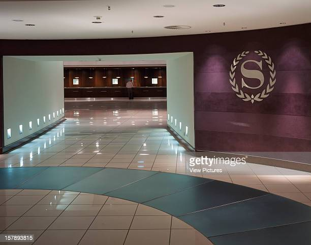 Sheraton Hotel Frankfurt Germany Architect United Designers Sheraton Hotel Entrance
