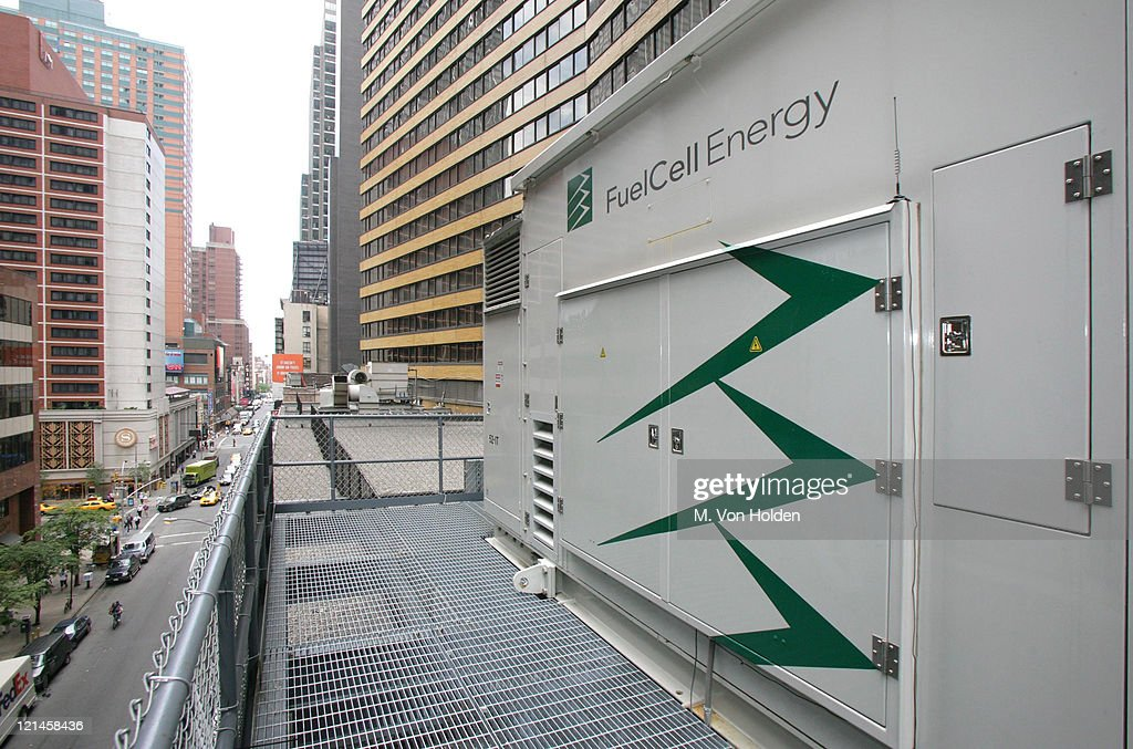 Sheraton New York Fuel Cell During Starwood Hotels And The Flip Switch