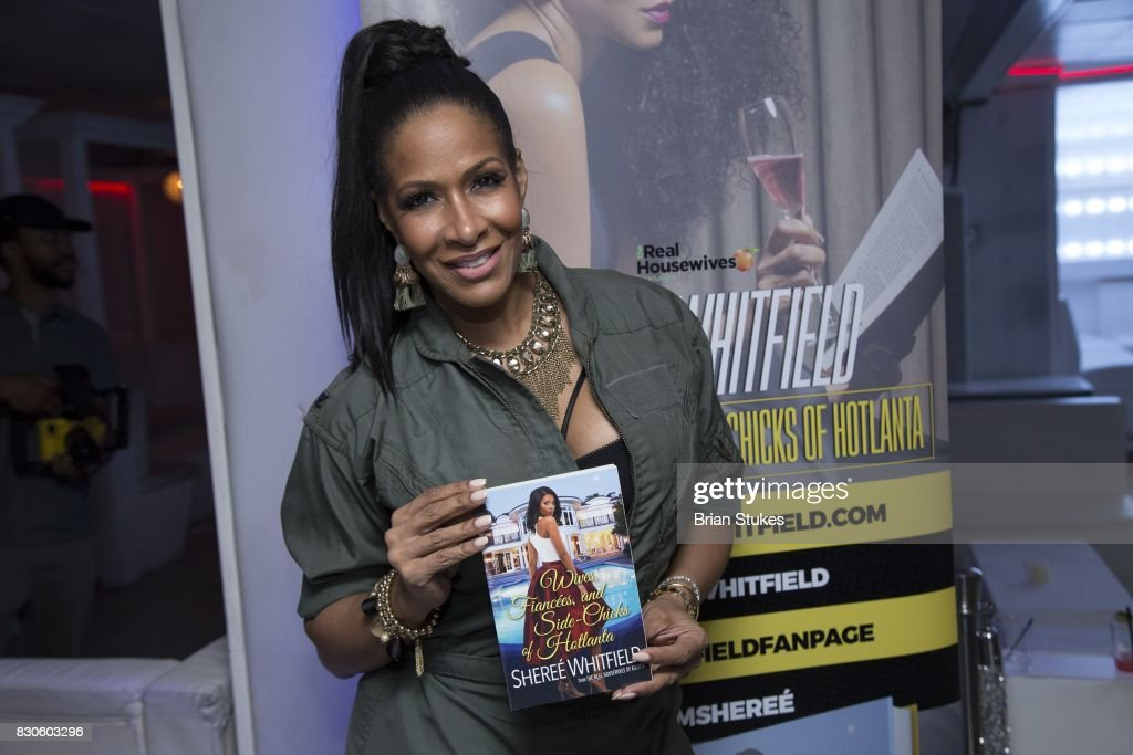 Sheree Whitfield Hosts 'Cupcakes With Sheree'